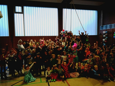 Feiern, lachen, tanzen… Karneval beim TSV Essern wieder gut besucht