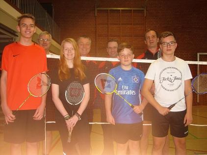 2018-12-30 Badmintonsparte©TSV Essern (K. Wesemann)