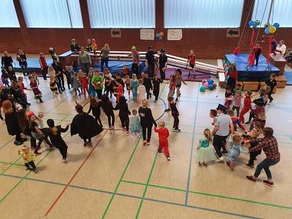 Kinderkarneval 2020©TSV Essern