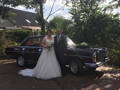Hochzeit Sandra und Jörn©TSV Essern