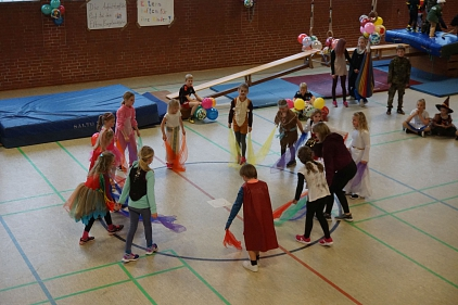 Kinderkarneval 2019©TSV Essern