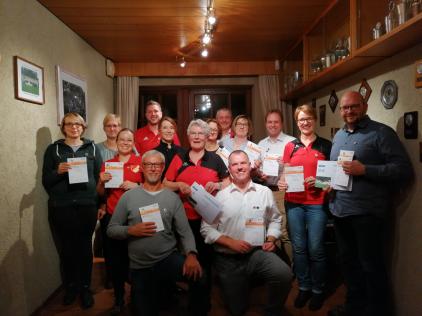 Sportabzeichen JHV 2019©TSV Essern