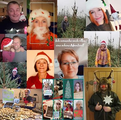 Weihnachtsgrüße 2020©TSV Essern