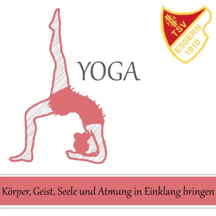 Yoga-Kurs©TSV Essern
